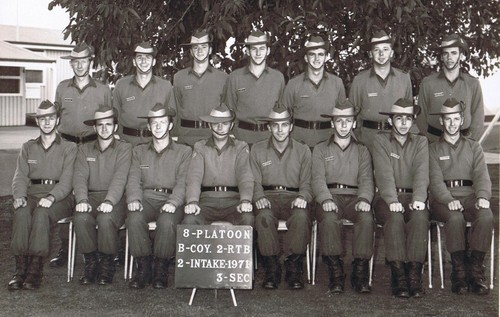2_RTB_B_Coy_8_PL_2nd_Intake_3_Sec_1971_Barry_Melgaard_Sitting_1st_Right_Back_2nd_Left_T_Smith.jpg