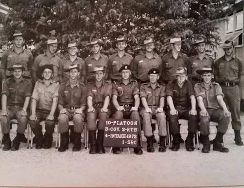 2_RTB_B_Coy_10PL_1Sect_4th_Intake_1972_Matthew_Gray